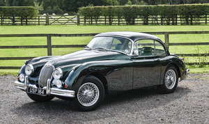 Picture of 1958 Jaguar XK150 Fixedhead Coupe For Sale