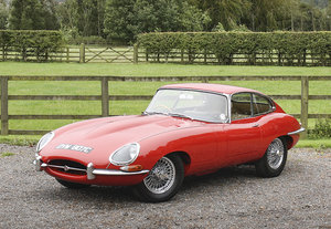 1965 Jaguar E-Type S1 4.2 FHC **SOLD**