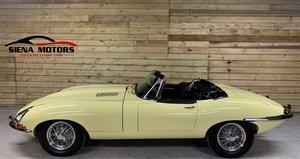 1966 JAGUAR E TYPE ROADSTER For Sale