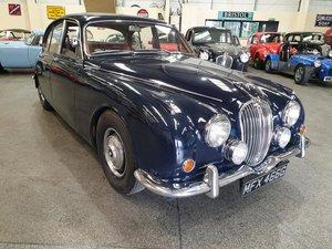 **OCTOBER ENTRY** 1969 Jaguar Mk2 For Sale by Auction