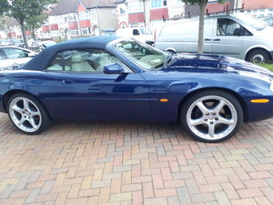 2002 convertable xk8 For Sale