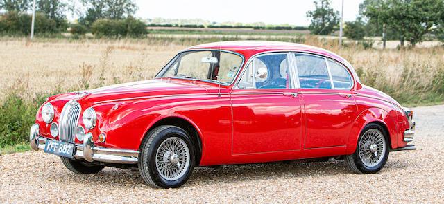 1960 Jaguar Mk 2 3.8-Litre Automatic Sports Saloon