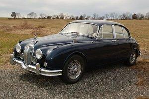 1961 Jaguar Mk2 3.8-Litre