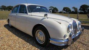 1962 Jaguar Mk2 3.4-Litre