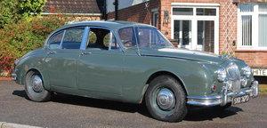 1966 Jaguar Mk2 2.4-Litre