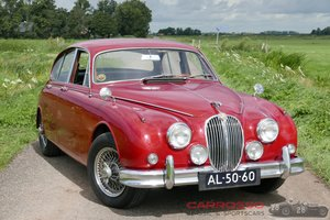 Picture of 1963 Jaguar MKII 3.4 + Overdrive In patina condition For Sale