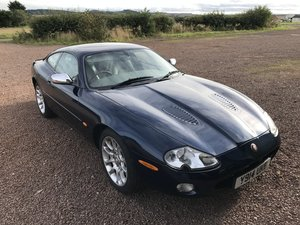 Picture of 2001 Jaguar XKR Auto Coupe. VGC. For Exc or For Sale