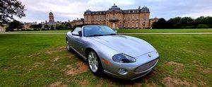 LHD 2005 JAGUAR XKR 4.2, AUTO, CONVERTIBLE, LEFT HAND DRIVE