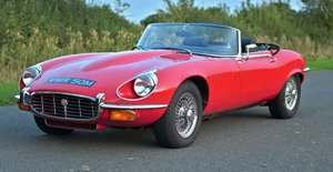 1973 Jaguar E Type Series III V12 OTS Automatic