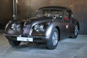 Picture of 1954 Jaguar XK 120 FHC  For Sale