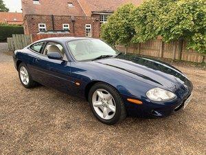 **OCTOBER ENTRY** 1997 Jaguar XK8 Coupe Auto For Sale by Auction