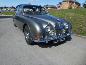 Picture of Jaguar S Type Auto 1964 - To be auctioned 30-10-20