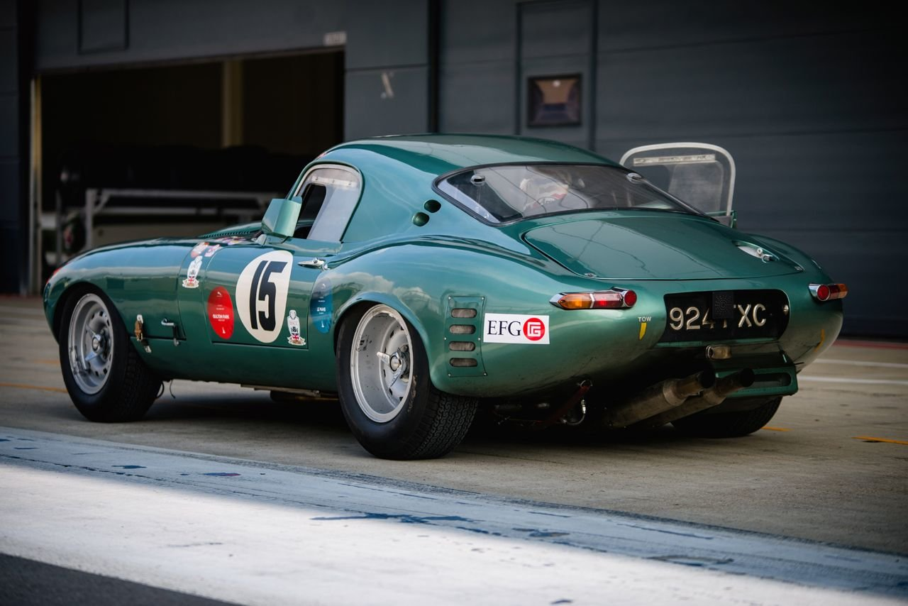 1962 Jaguar E Type Low Drag Coupe For Sale (picture 5 of 6)
