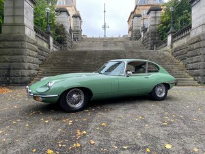 Picture of 1969 JAGUAR E-TYPE SERIES 2 - 2+2 COUPE MANUAL For Sale