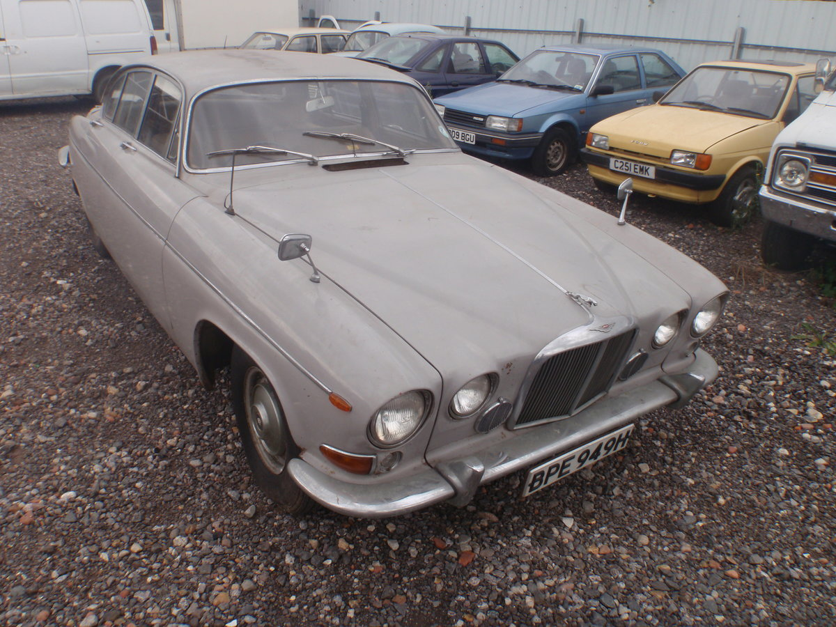 1970 Jaguar 420G MK10 36k 2 owners,  For Sale (picture 1 of 6)