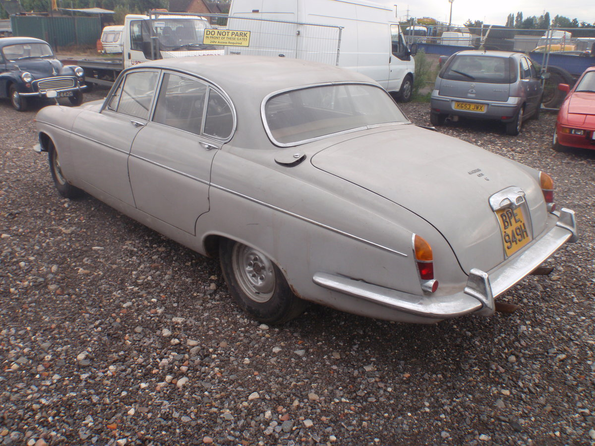 1970 Jaguar 420G MK10 36k 2 owners,  For Sale (picture 2 of 6)