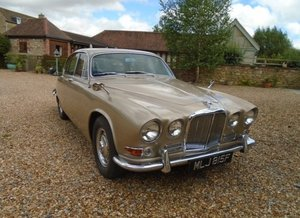 1968 Jaguar 420 Saloon for sale by Auction 19th September For Sale by Auction