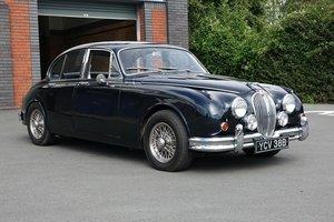 1964 Jaguar MkII 3.4 MOD
