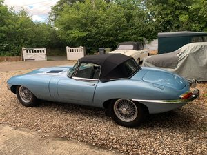 Picture of 1961 Ultra rare RHD matching numbers FLATFLOOR 3.8 Roadster  For Sale