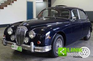 Picture of JAGUAR Daimler V8 250 - 1962 - restaurata - ISCRITTA ASI For Sale