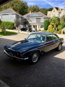 1976 Jaguar XJC 2 Door Coupe