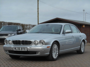 2006 Jaguar 4.2 V8 Sovereign (X350)