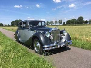 Picture of 1949 Jaguar MK5 Saloon (right handed)  For Sale