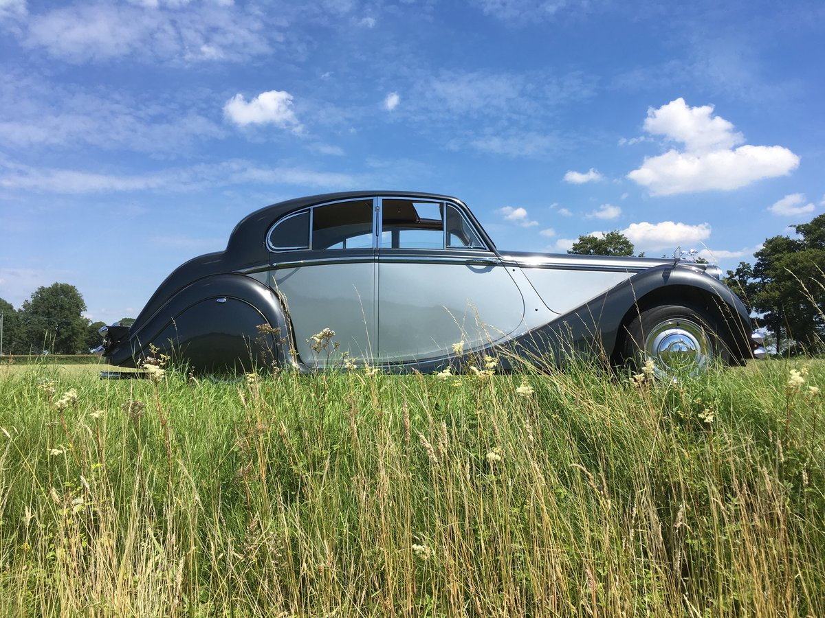 1949 Jaguar MK5 Saloon (right handed)  For Sale (picture 2 of 6)