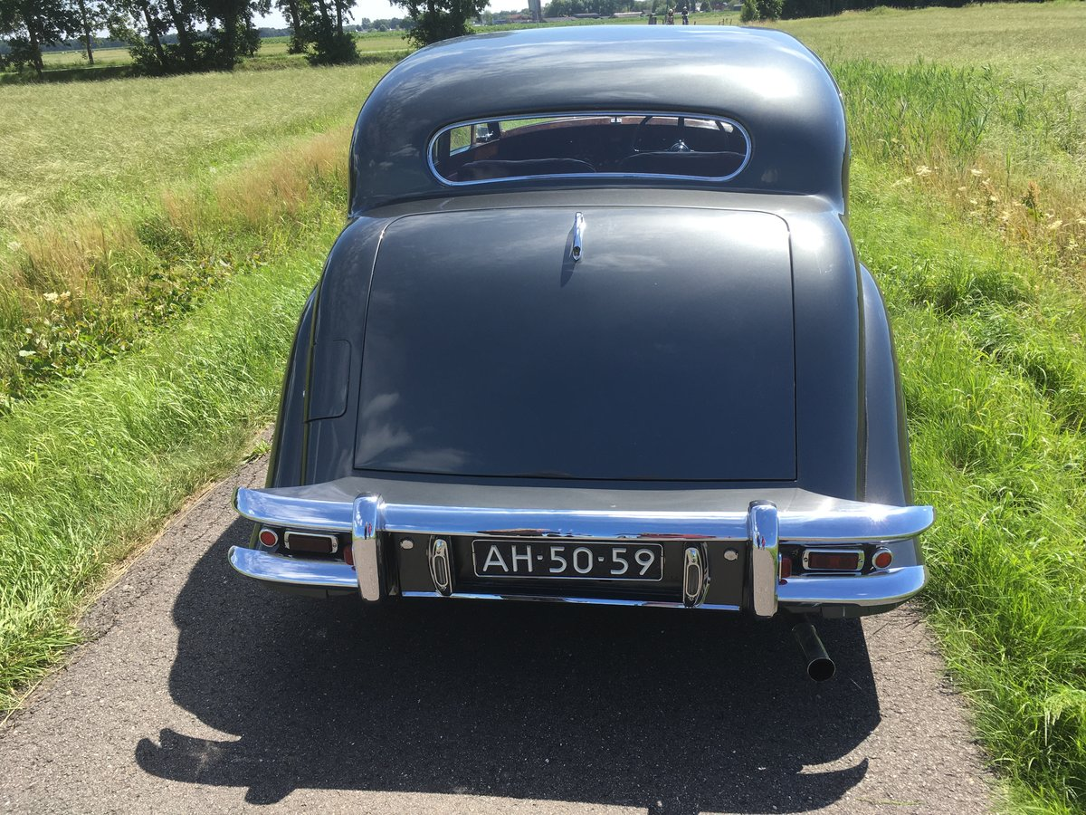 1949 Jaguar MK5 Saloon (right handed)  For Sale (picture 4 of 6)