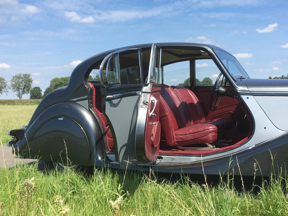 1949 Jaguar MK5 Saloon (right handed)  For Sale (picture 5 of 6)