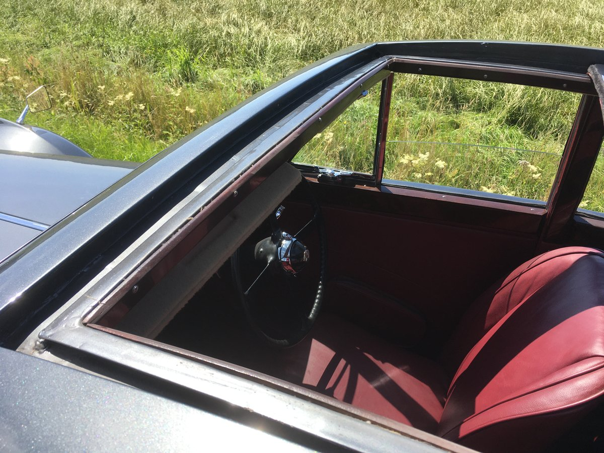 1949 Jaguar MK5 Saloon (right handed)  For Sale (picture 6 of 6)