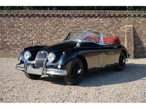 1959 https://www.gallery-aaldering.com/collection/jaguar-xk150-dh For Sale
