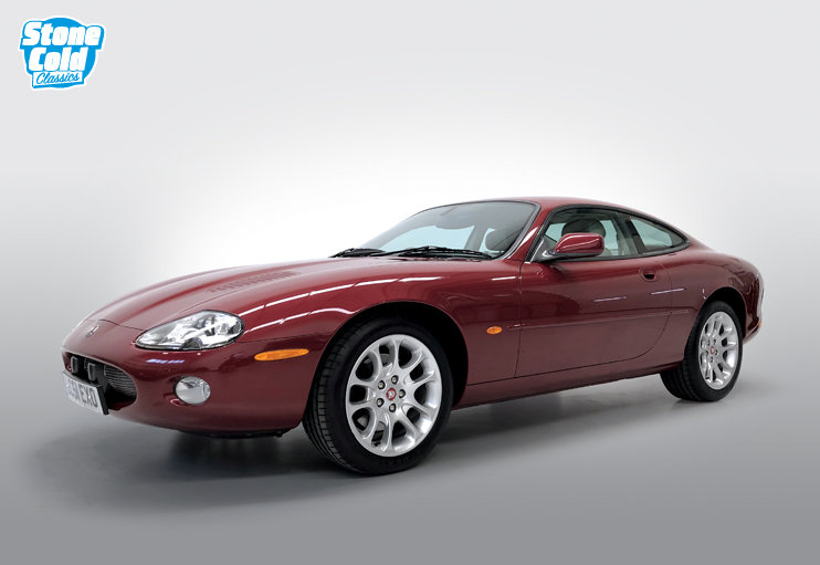 2001 Jaguar XKR • 23,500 miles • FJSH • Immaculate SOLD (picture 1 of 10)