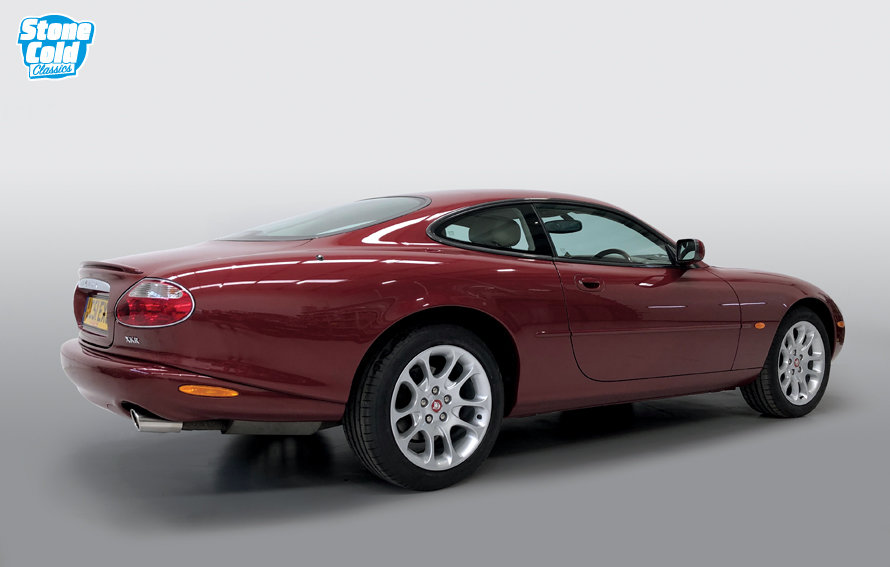 2001 Jaguar XKR • 23,500 miles • FJSH • Immaculate SOLD (picture 2 of 10)