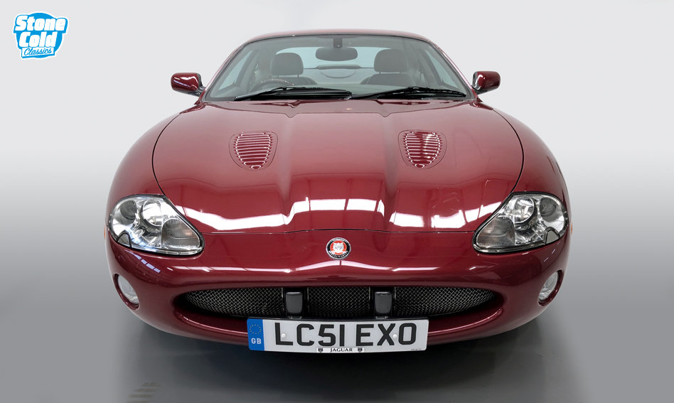 2001 Jaguar XKR • 23,500 miles • FJSH • Immaculate SOLD (picture 3 of 10)