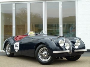 Picture of 1954 Jaguar XK120 OTS Jabbeke Replica For Sale