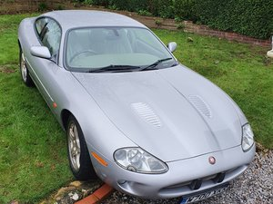 JAGUAR XKR 4.0 SUPERCHARGED COUPE