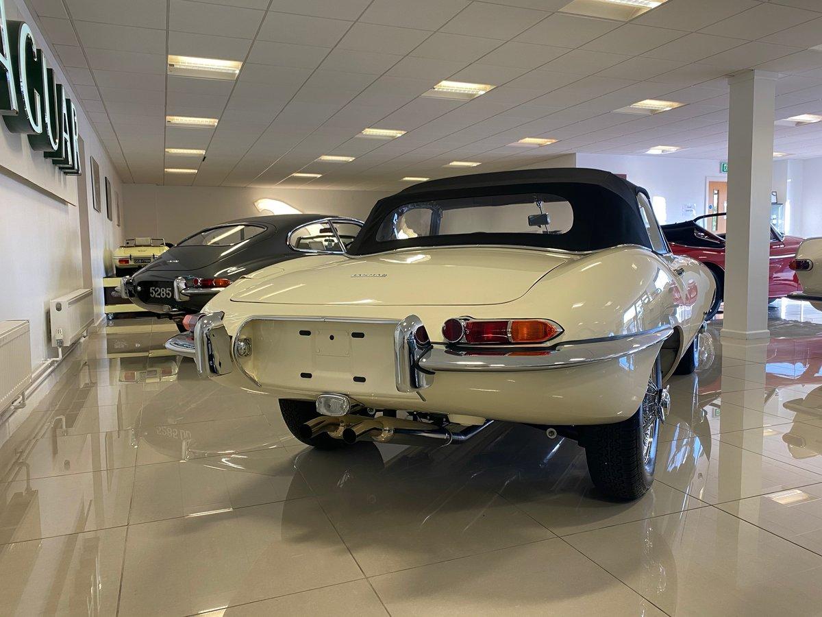 1961 Jaguar E Type Roadster Outside Bonnet Lock For Sale (picture 5 of 6)