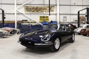 E-type WM Sport GT with Wide Body