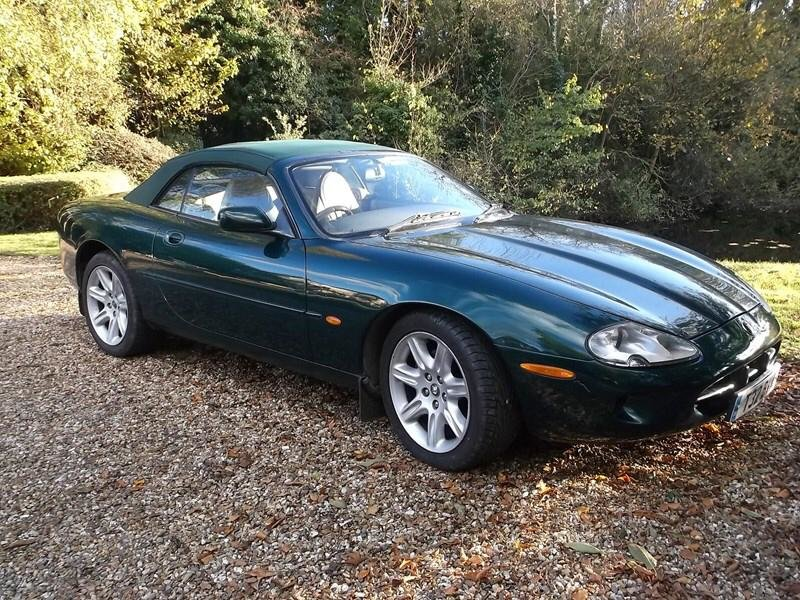 Picture of 1999 XK8 Convertible For Sale