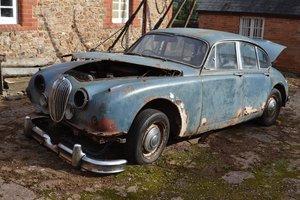 Picture of Lot 50 - A 1960 Jaguar 2.4 - 23/09/2020 SOLD by Auction