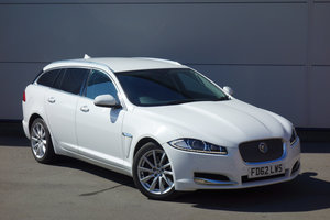 Picture of Jaguar 3.0TDi Sportbrake Premium Lux 2012/12 44500 Miles SOLD
