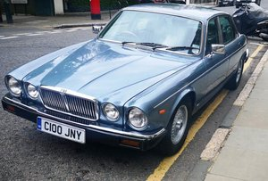 1986 JAGUAR SOVEREIGN 4.2