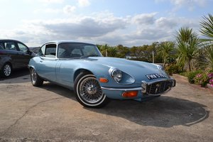 Lot 57 - A 1971 Jaguar E-Type Series III 2+2 Coupe - 23/9/20