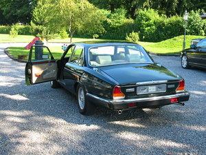 Jaguar XJ6 almost like new outside