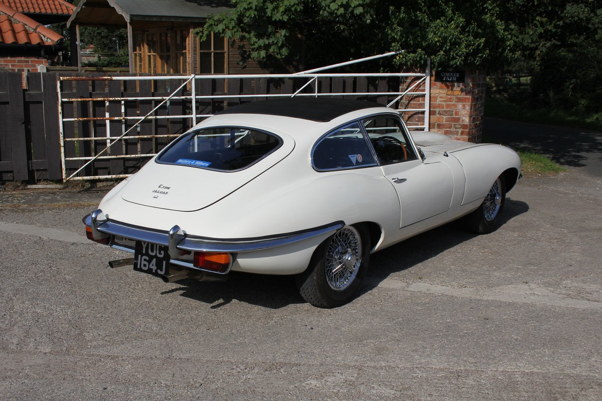 1971 Jaguar E-Type Series II 4.2 FHC For Sale (picture 6 of 17)