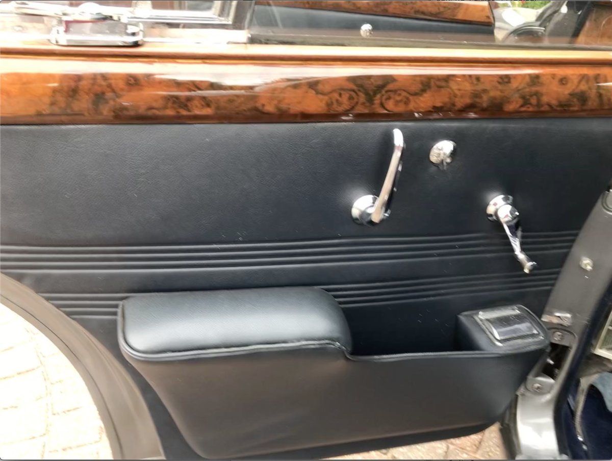 1968 Superb 3.4 Jaguar S Type 65500 miles For Sale (picture 4 of 6)