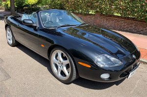 JAGUAR XKR 4.2 SUPERCHARGED