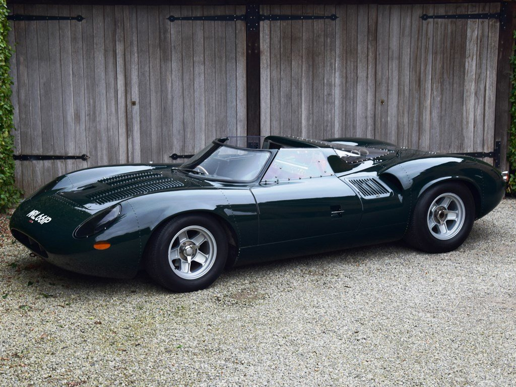 1975 Stunning Jaguar XJ13 by Proteus For Sale (picture 1 of 6)