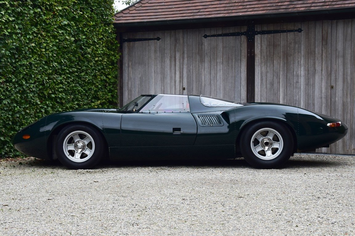 1975 Stunning Jaguar XJ13 by Proteus For Sale (picture 2 of 6)